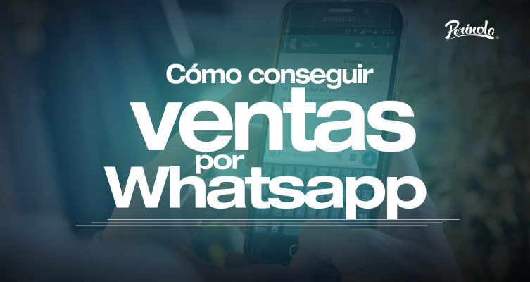 Como vender por whatsapp