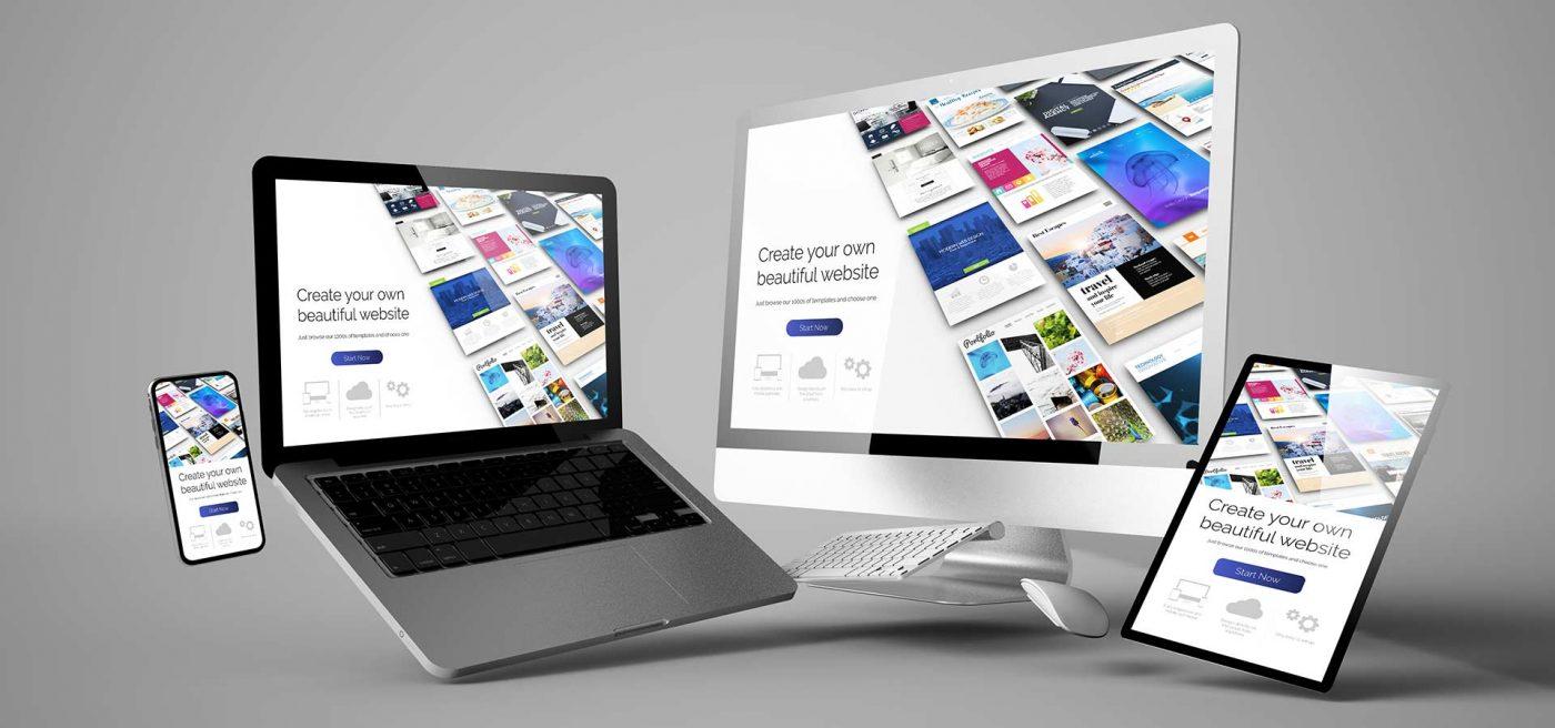 Portafolio de diseño de pagina web