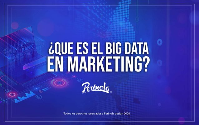 Que es el big data en marketing