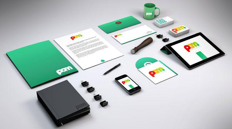 Paquete de diseño grafico
