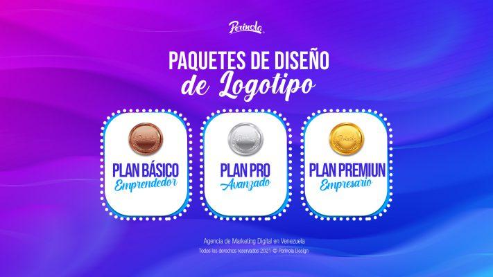 Paquetes de Diseño de Logotipos